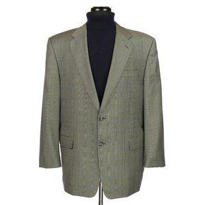 Hickey Freeman Loro Piana 130's Wool Sport Coat